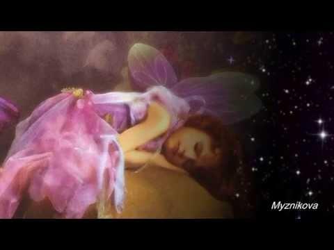 волшебная видео открытка Спокойной ночи Видеоролики на заказ