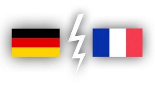 Almanya vs Fransa ft. Müttefikler Savaşsaydı?