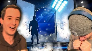 I PACKED AN INCREDIBLE UCL WALKOUT, ONE OF MY BEST EVER!!! - FIFA 19 ULTIMATE TEAM PACK OPENING