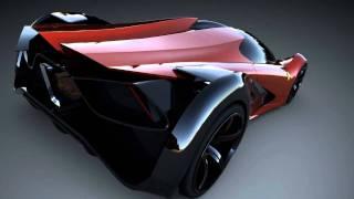 XOANA: IED TORINO for FERRARI WORLD DESIGN CONTEST 2011