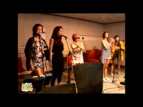 [RADIO] 130604 Nine Muses- WILD Live @ Younha's Starry Night