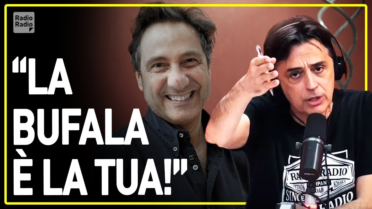 Download RADIO RADIO ACCUSATA SULLA TV PUBBLICA DA SAPIENS ► Fabio Duranti risponde a Mario Tozzi in diretta