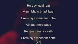 Chogda Tera Karaoke song 🎤