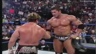 Eddie Guerrero vs Batista No Mercy 2005 highlights