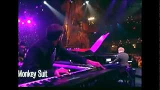"Elton John and Leon Russell The Union Part 4 ""Monkey Suit"""