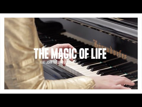 THE MAGIC OF LIFE - Karo Glazer feat. John Taylor & Joo Kraus