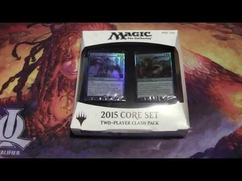 MTG - M15 Core Set Clash Pack!