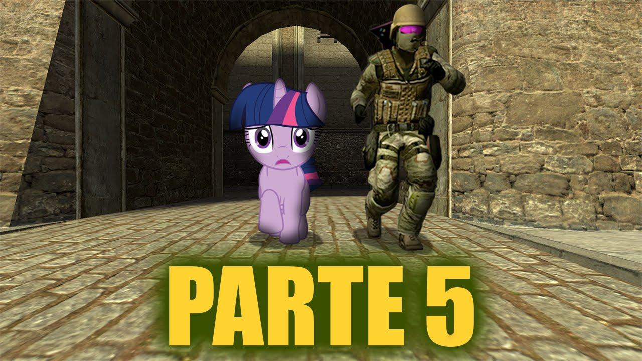 Counter Strike: Source (Loquendo) - PARTE 5 | EXPERTO