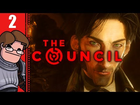 Let's Play The Council Part 2 - Vulnerable to Manipulation