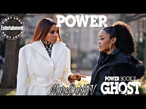 POWER BOOK 2: GHOST MARY J. BLIGE'S CHARACTER MONET!!!