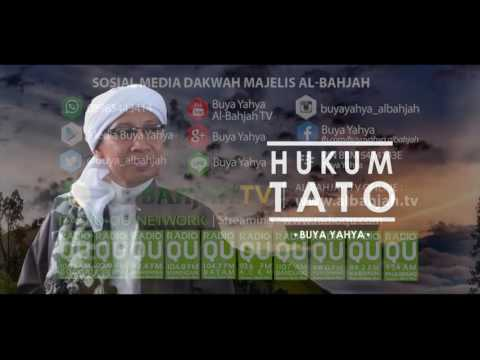 Hukum Tato   Buya Yahya    Program Radio BM   2016