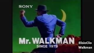 History Publicity Japan: Sony WALKMAN & CASSETTE
