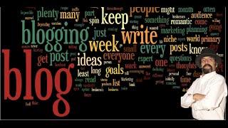 Blogger Good Better Best