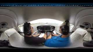 (Virtual Reality) Flight School by Zaw Studios Virtual Reality 360 Degree Videos