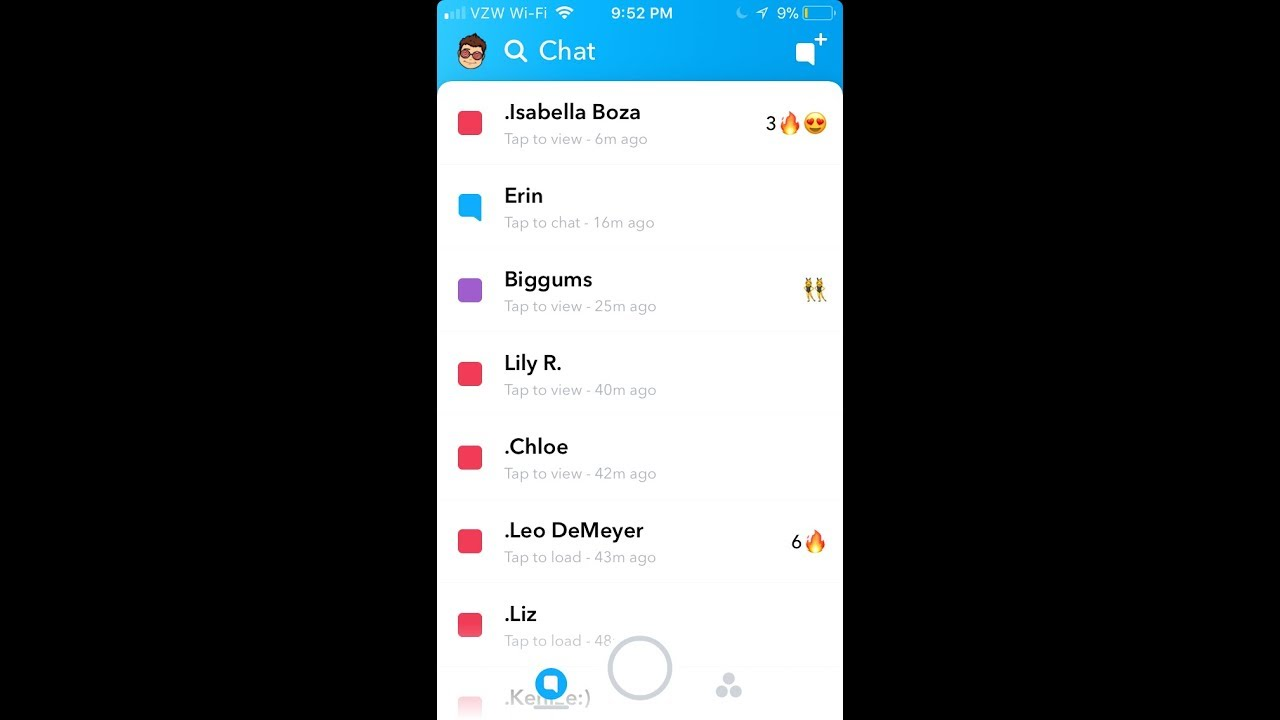 How to downgrade snapchat on iphone 6