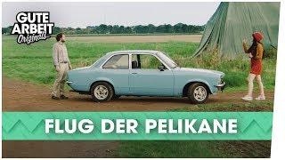 FLUG DER PELIKANE Trailer Deutsch (2017)   Gute Arbeit Originals