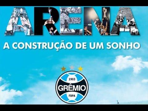 FILME: ARENA - A Construção de um Sonho