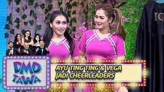 IMUT Ayu Ting Ting dan Vega Jadi Cheerleaders DMD Tawa 6 11