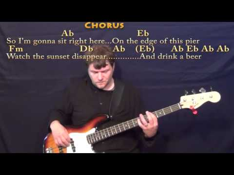 Drink A Beer - Bass Guitar Cover Lesson with Chords/Lyrics