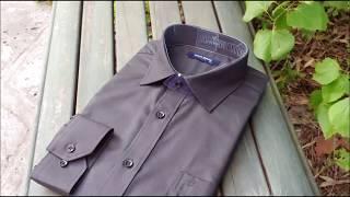 남자셔츠 와이셔츠 레귤러핏 긴팔 셔츠 오마샤리프