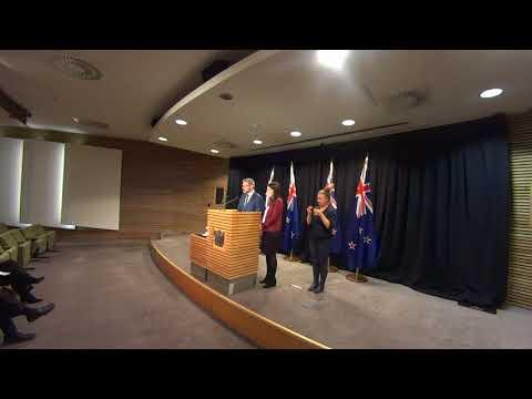 PM's Press Conference 20/8/18: MP Pay Freeze, Nauru