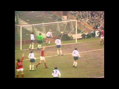 Brush Shiels  Tribute to George Best,