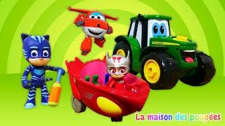 La vie secrète des jouets. Le petit chien ne fonctionne plus. Vidéo en français pour enfants.