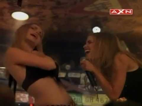 Necessary words... coyote ugly strip scene agree, very