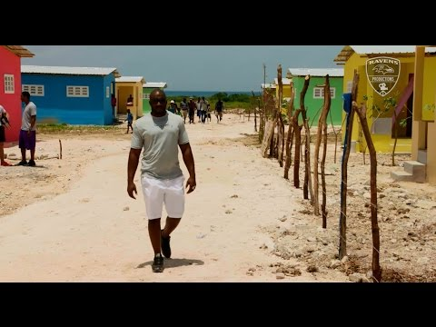 Elvis Dumervil Touches Lives With Inspiring Work In Haiti | Baltimore Ravens
