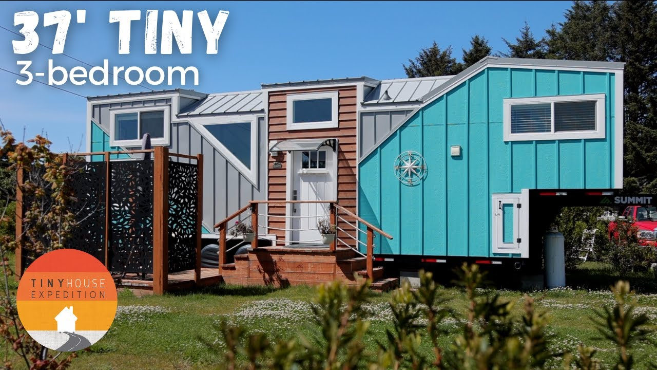 Unique 3-Bedroom Tiny Home - Full-Time Living Suitable or Rental Only?