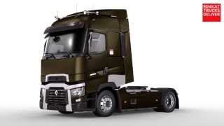 Renault Trucks T High Sleeper Cab - 360° view