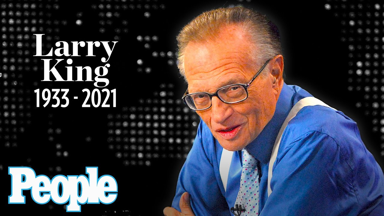 Larry King, Legendary Journalist and Radio Host, Dies at 87 | People