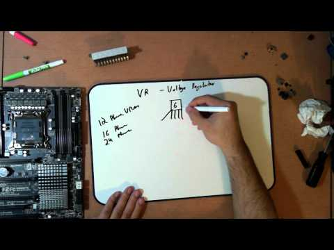 Motherboard VRM Explaination Part1: The VRM and PWM