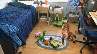 Kids Remake Toy Story 3 in Their Free Time. Toy Story 3 IRL Trailer