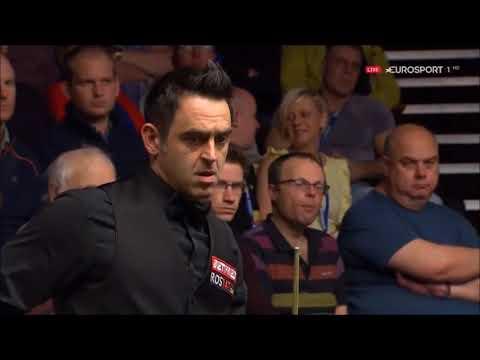 Ronnie O'Sullivan - World Snooker Championship 2016 - 139 Break