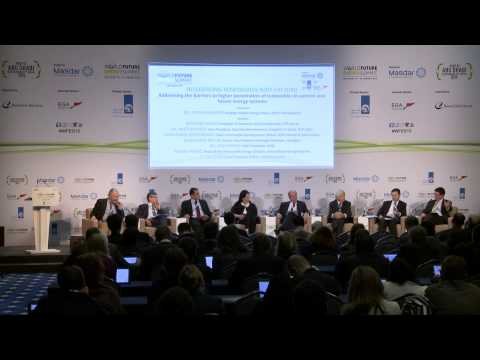 Integrating renewables into the grid | WFES 2015