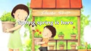 SPRING - Lyric Video by Musical Playground (Spring Song)