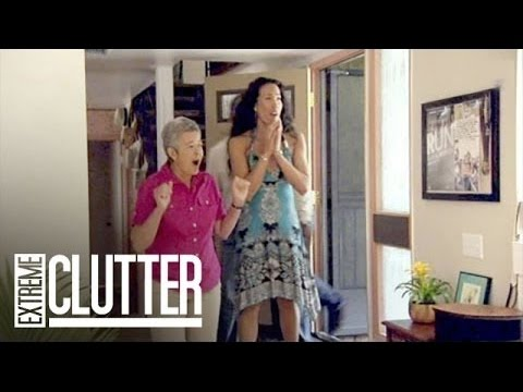 Before and After: A Declutter Team Invasion  Extreme Clutter  Oprah Winfrey Network