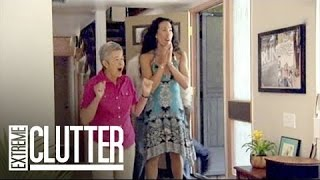 Before and After: A Declutter Team Invasion | Extreme Clutter | Oprah Winfrey Network
