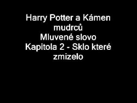 Harry Potter a Kámen mudrců (Mluvené slovo, J.Lábus) || Kap. 2 : Sklo které zmizelo