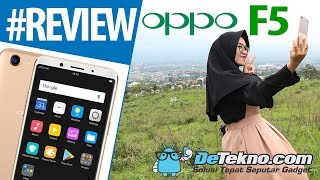 OPPO F5 #REVIEW INDONESIA