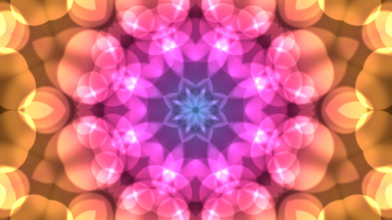 Free Hd Colorful Kaleidoscope Video Background Youtube