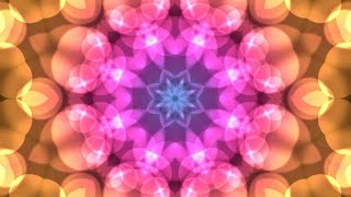 Free HD Colorful Kaleidoscope Video Background