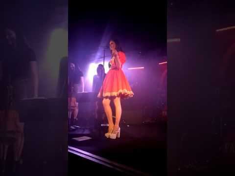Sophie Ellis-Bextor - Don't Shy Away - Oran Mor Glasgow 1st November 2016
