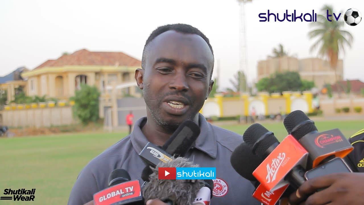 """Download Hitimana kocha mpya Simba awatoa hofu """"Galaxy atapigwa tu Tunaenda makundi"""""""