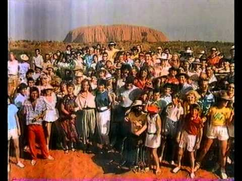 Celebration of a Nation -- Australia 1988 — Bicentennial TV spot