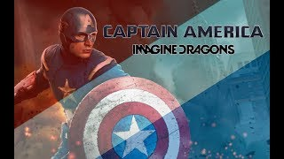 CAPTAIN AMERICA: WHATEVER IT TAKES // Marvel Studios Imagine Dragons