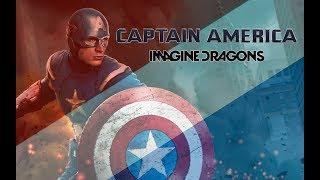 CAPTAIN AMERICA: WHATEVER IT TAKES // Marvel Studios Imagine Dragons Mp3