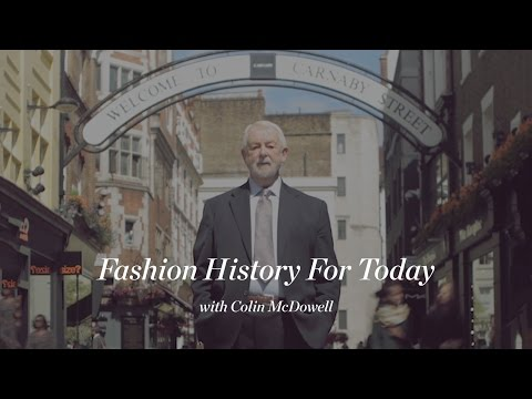 Fashion History For Today | #BoFEducation