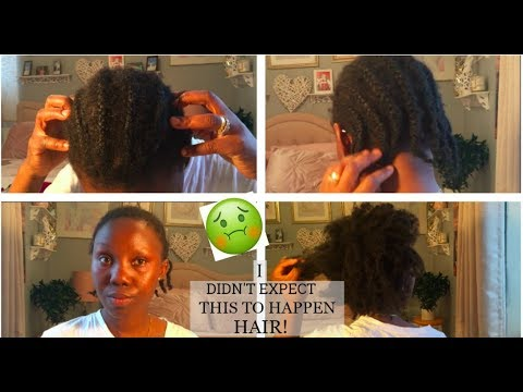 EXTREME OVER DUE 🤢   TAKING OUT 2 MONTHS CORNROWS!   EXTREME BREAKAGE ALERT
